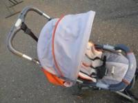 Combi strollers are high quality with a perfect safety
