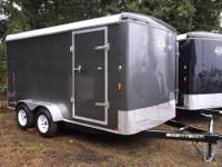 Trailer Information Trailer: CO7X14CGECP-CHARCOAL