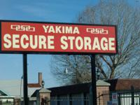 Yakima Secure Storage.           Weary of searching for