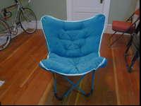 Super Comfy Butterfly Chair made with Memory Foam. Like