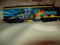 Comic Book Collectors, Train Collectors ,