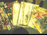COMIC BOOKS, OVER 235 AVAILABLE TO SELL OR TRADE, $95,