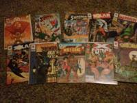 Comic Books I'm Selling Comic Books Different Titles