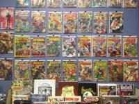 Back Room Comics and Collectibles is Supplying