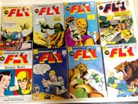 I am selling my comic book collection. See some at