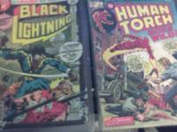 I HAVE SOME OLD COMIC BOOKS FOR SALE OR WILL SWAP FOR