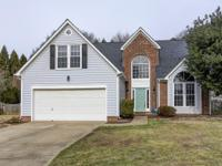 4 Bedrooms, 2.5 Baths, 2,263 Heated Living Area -