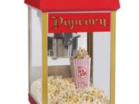 NEW & UNUSED GOLD MEDAL commercial grade popcorn