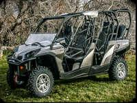 Can-Am Commander Max Back Seat and Roll Cage KitCheck