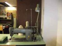 Commercial Sewing Machine and Serger for sale $400.00