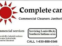 Janitorial Services louisville, ky Retail and Office