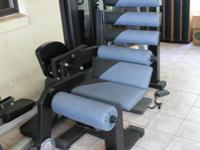 Type: Fitness Type: Equipment Commercial Grade Standard