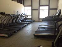 I have Treadmills, Ellipticals, Arc Trainers, Spin