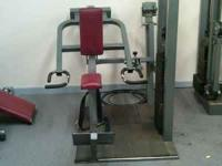 For sale-Tricep Press machine -commercial grade - need