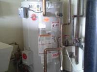 Hotel demolition: (2)Commercial Gas hot water heating