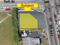 SWC of Taft Street & SR 441 in Hollywood, FL 33021-