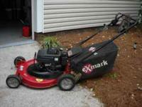 eXmark 26 inch like new -----used only 40 to 50 hours