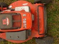 COMMERCIAL SELF PROPELLED KUBOTA MOWER ......... NEEDS