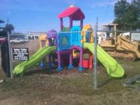 THIS IS A COMMERCIAL PLAYGROUND KIDSCENTER 5. It's