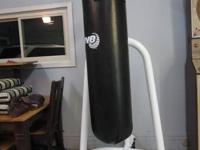 for sale commercial size punching bag, it comes with