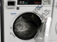 Speed Queen 1 Phase Front Load Washer 120v Almond