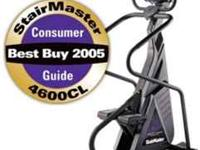 This Stairmaster 4600CL is in excellent condition with