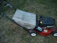 Self Propelled Commercial Toro Lawn Mower. Great