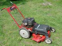 Attractive Commercial Trim Lawnmower Troybilt Garden Way   $100.