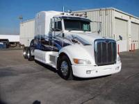 PETERBILT 385,SPEED:10,550 HORSES TO THE GROUND, ENGINE