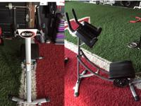 Commercial fitness Universal AB machine - $100 (west