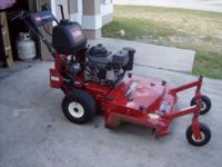 "Toro 36"" commercial quality walk-behind mower. Model"