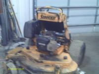 48 inch, Vangaurd 18 V Twin, with 2151 hours *Tennessee