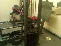 For sale - Commercial grade Leg Press Machine with calf