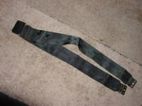 "I have some Commercial, Industrial ""Am Safe"" LAP STRAPS"