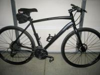 Raleigh Misceo 2.0 from 2014 Great bike for streets