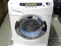 ITEM # HWD101 Compact Combo Washer and Dryer New Out Of