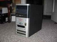 Older compaq s6000nx desk top computer works good. Call