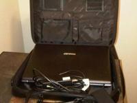 Compaq F500 laptop new motherboard 100 GB Hard drive 2