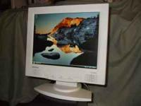 This is a Compaq Flat Screen LCD Monitor Works Great!!