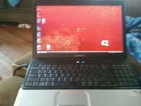I have a compaq laptop for sale and its in good