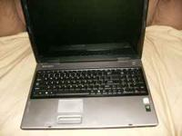 my laptop for sale 250.00 if interested call keith@