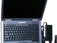 Compaq Presario 2100 Includes laptop with power supply.