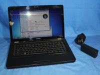 "Compaq Presario CQ62 16.0"" Display - Windows 7 Pro"