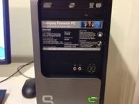 HAVE A COMPAQ PRESARIO DESKTOP COMPUTER FOR SALE AND IT