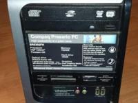 Compaq Presario SR5302FH Desktop Computer-$100 Windows