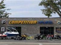Competition Sports full service bicycle shop. We sale