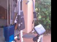 competitor wm 1505 exercise machine like new very very