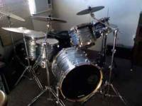-tama starclassic maple toms and bass drum -tama