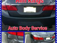 Completed Auto Care financing. Contact Rim Kings for