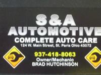Complete Auto Care at affordable, honest, fair prices,